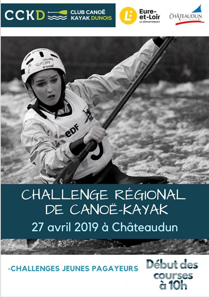 2019.04.27 - Affiche Manche 4 CRJP 2018/2019 - Châteaudun