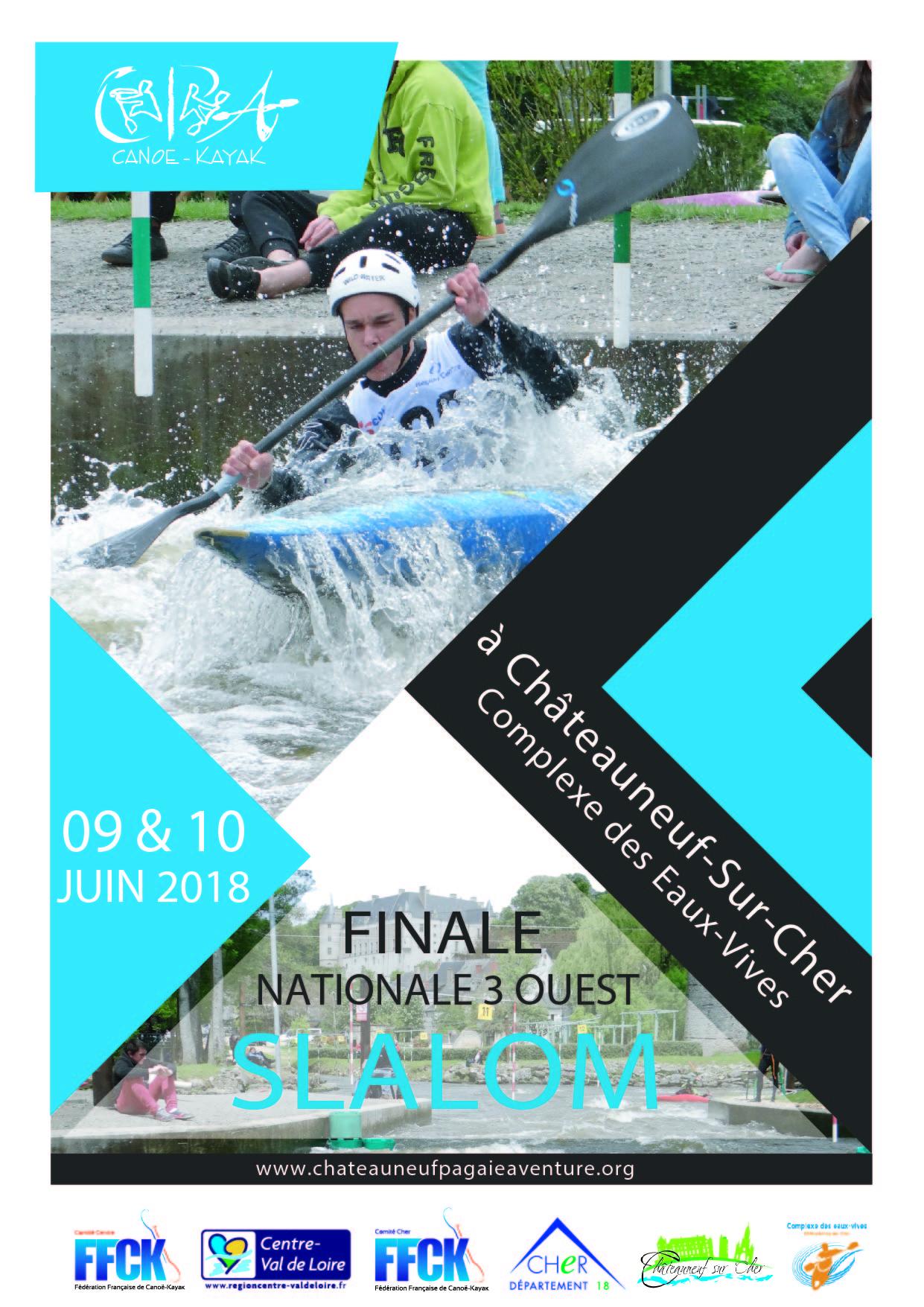 Affiche finale n3 ouest slalom