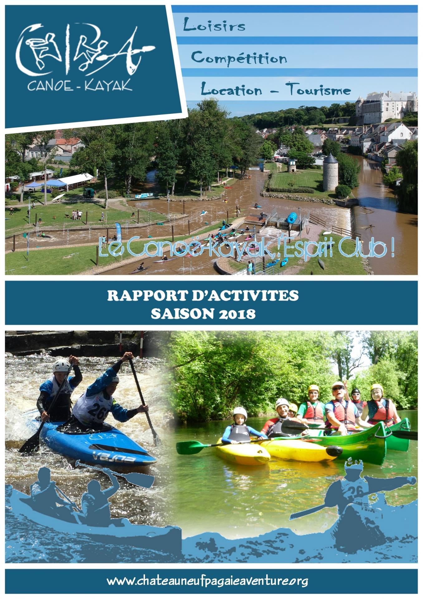Rapport Activités 2019