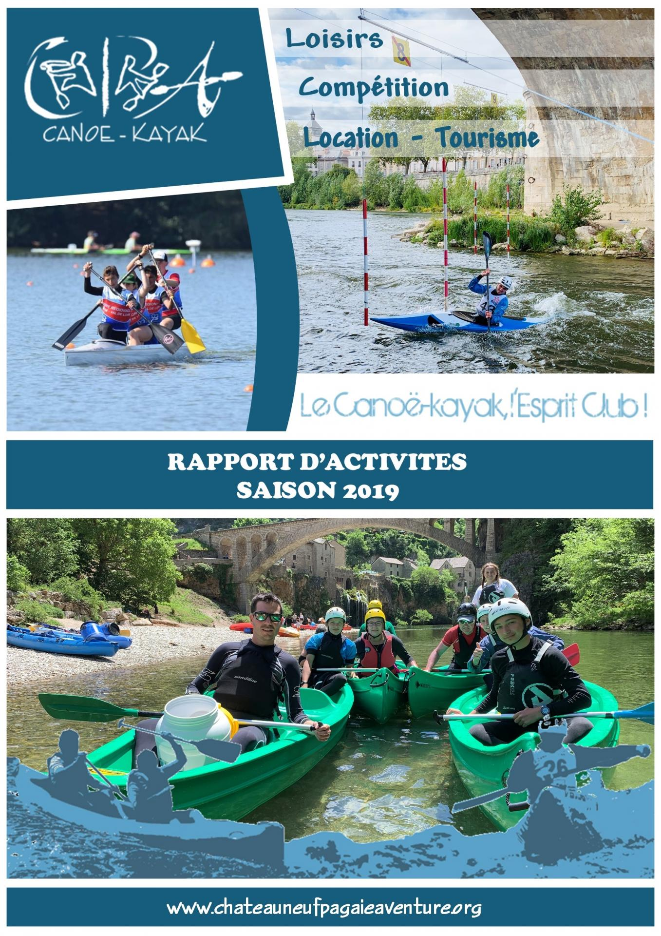 Rapport Activités 2020